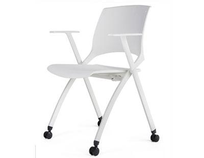 长沙培训椅带写字板