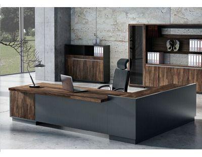 长沙办公家具大班台老板桌经理主管桌椅