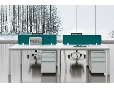 衡阳电脑桌,员工桌屏风卡座