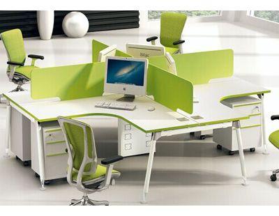 湘潭办公家具厂家直销员工桌屏风办公桌电脑桌