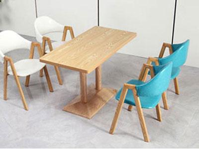 长沙饭店餐桌椅