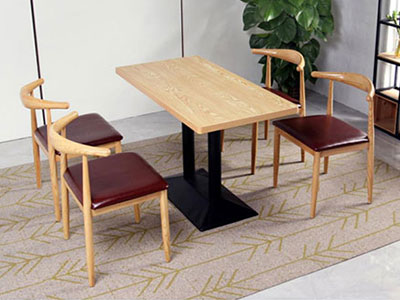 衡阳茶餐厅餐桌椅