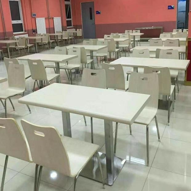 湘潭现代简约风格餐桌椅