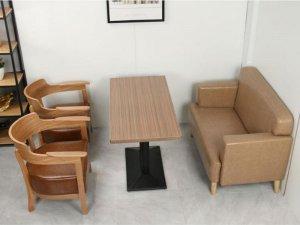 长沙沙发卡座餐厅沙发定制