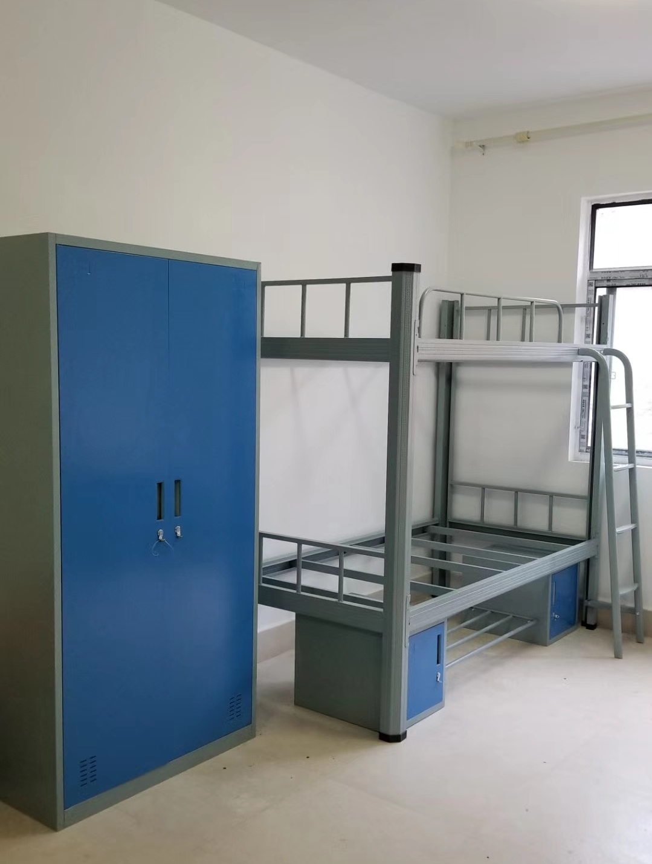 长沙员工宿舍铁架床